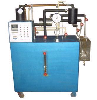 蒸汽冷凝时传热和给热系数测定装置