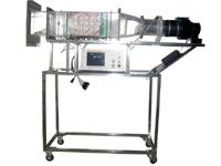 强迫对流管簇管外放热系数测试装置