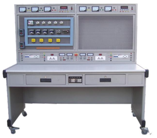 网孔型电工、电子技能及工艺万博手机登陆官网考核装置
