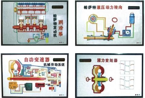 上海大众帕萨特电动程控电教板