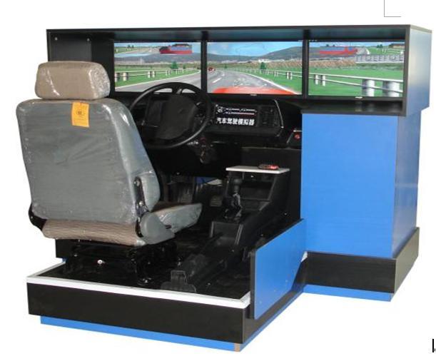 豪华型汽车模拟驾驶机器