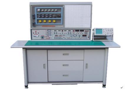 电工、模电、数电电拖技能万博手机登陆官网考核综合装置