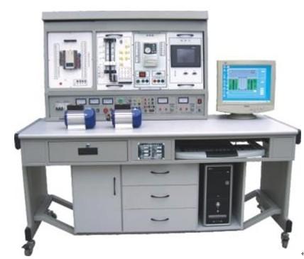 网络型可编程控制器实验装置