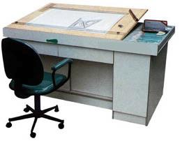 工程制图教师台