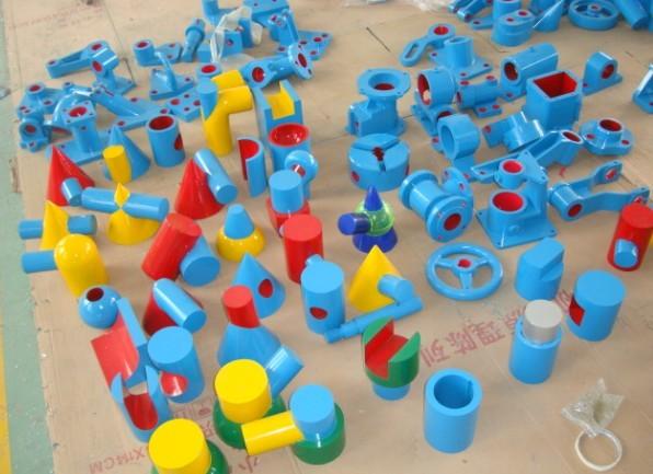 机械制图模型、立体示教模型、测绘模型、画法几何投影箱类