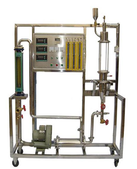 实验室流化床干燥机_流化床干燥实验装置